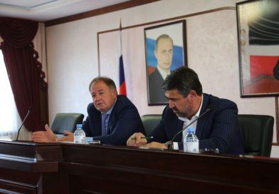 В Минавтодоре ЧР состоялось заседание республиканской Межведомственной рабочей группы по вопросам ЖКХ