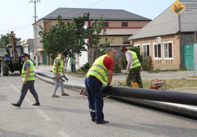 На улично-дорожной сети столицы Чечни начаты работы в рамках нацпроекта «Безопасные и качественные автомобильные дороги»