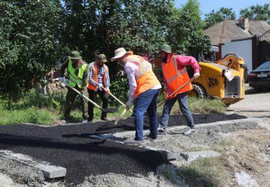 Представители общественности посетили участки ремонта города Грозного