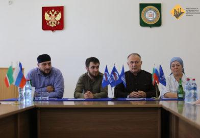 В Чечне проходит «вторая волна» обсуждений национальных проектов