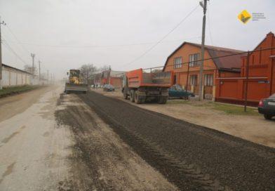 В Аргуне продолжается реализация дорожного нацпроекта
