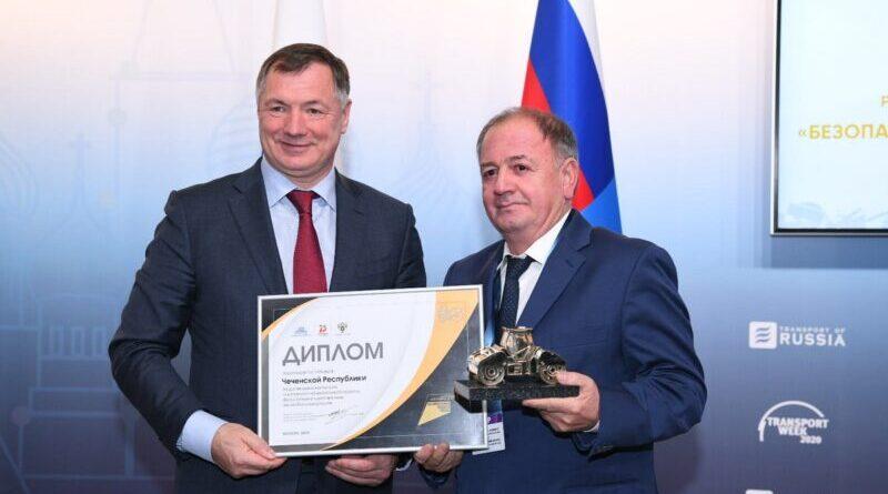 Чеченская Республика достигла наилучших показателей при реализации дорожного нацпроекта в 2020 году