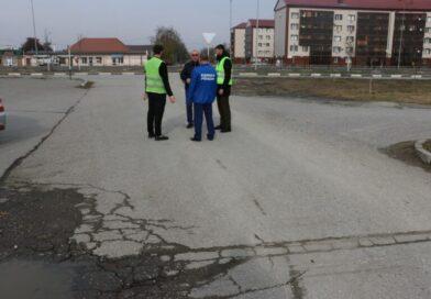 Общественники побывали на объектах г.Аргун, которые   вошли в программу нацпроекта 2021 года