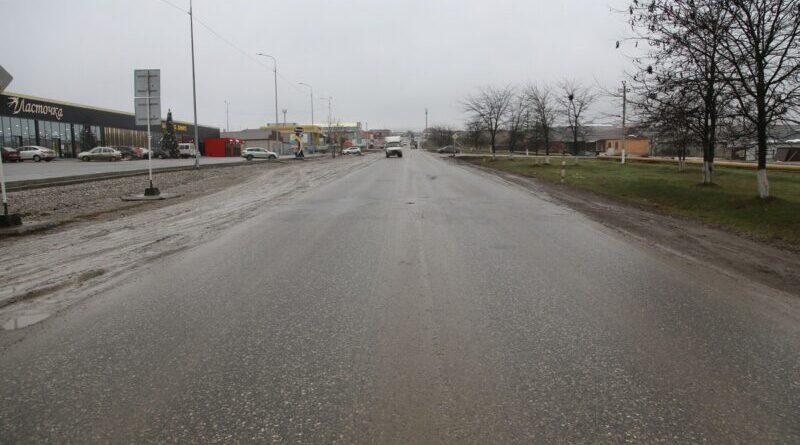 В Чеченской Республике в 2021 году в рамках нацпроекта в нормативное состояние приведут 19,9 км региональных дорог