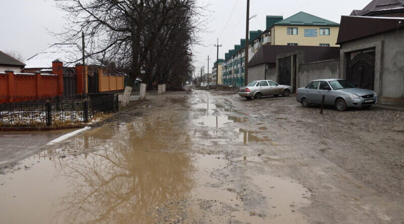 В 2021 году в рамках нацпроекта «Безопасные и качественные автомобильные дороги» в Грозном отремонтируют улицу Пугачева