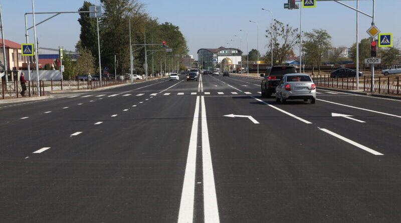 Нацпроект «Безопасные и качественные автомобильные дороги» уделяет особое  внимание безопасности участников движения