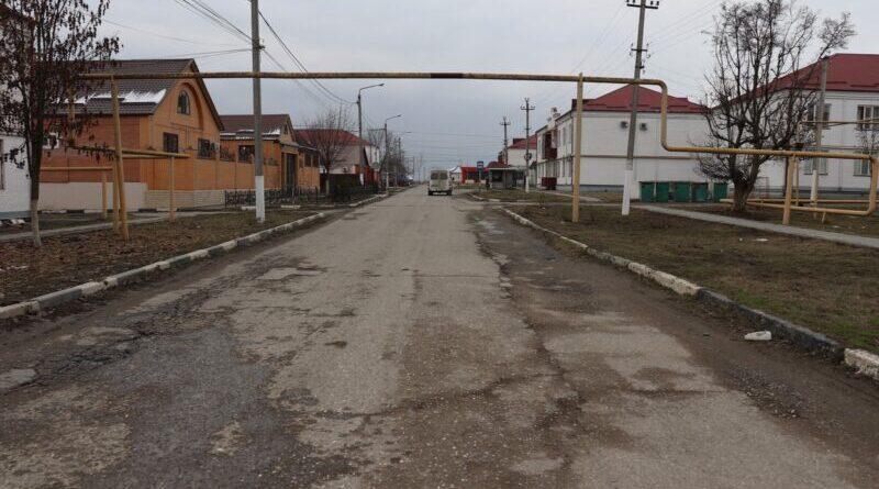 В 2021 году отремонтируют 23 улицы Байсангуровского района Грозного