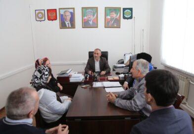 Представители общественности встретились с руководством мэрии Аргуна перед стартом работ на объектах дорожного нацпроекта