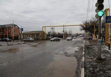 Представители мэрии Грозного, Минавтодора и   общественные контролеры побывали на объекте нацпроекта