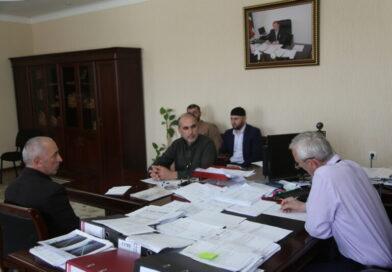 В Минавтодоре Чеченской Республики обсудили актуальные вопросы дорожного  нацпроекта