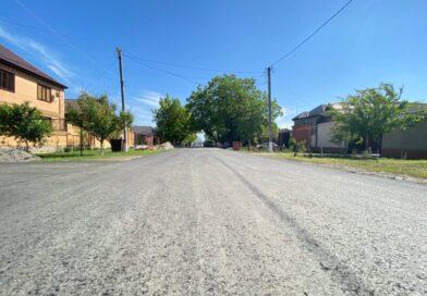 В Грозном завершается ремонт улицы Закревского в рамках дорожного нацпроекта