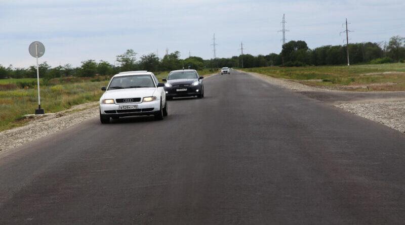 Идут к завершению ремонтные работы на автодороге Ищерская – Грозный в рамках реализации нацпроекта