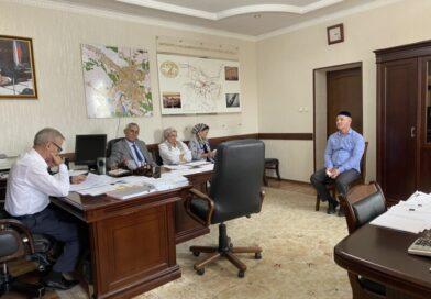 В Минавтодоре прошло заседание аттестационной комиссии